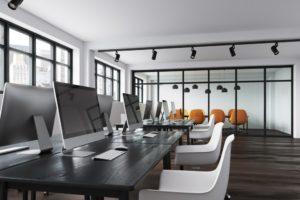 Open office design