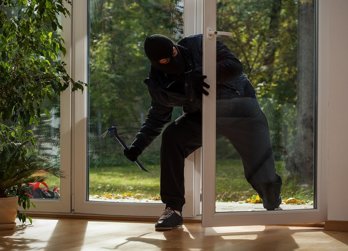 защита дома от воров