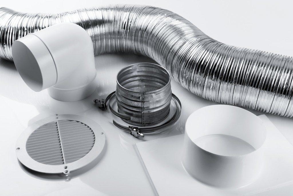 Ventilation system items