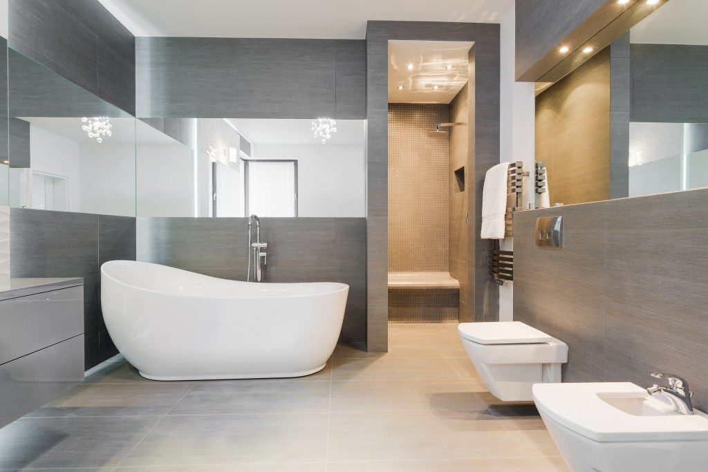 Freestanding Tubs Mixing Simplicity Utility And Luxury Spannuthboilers