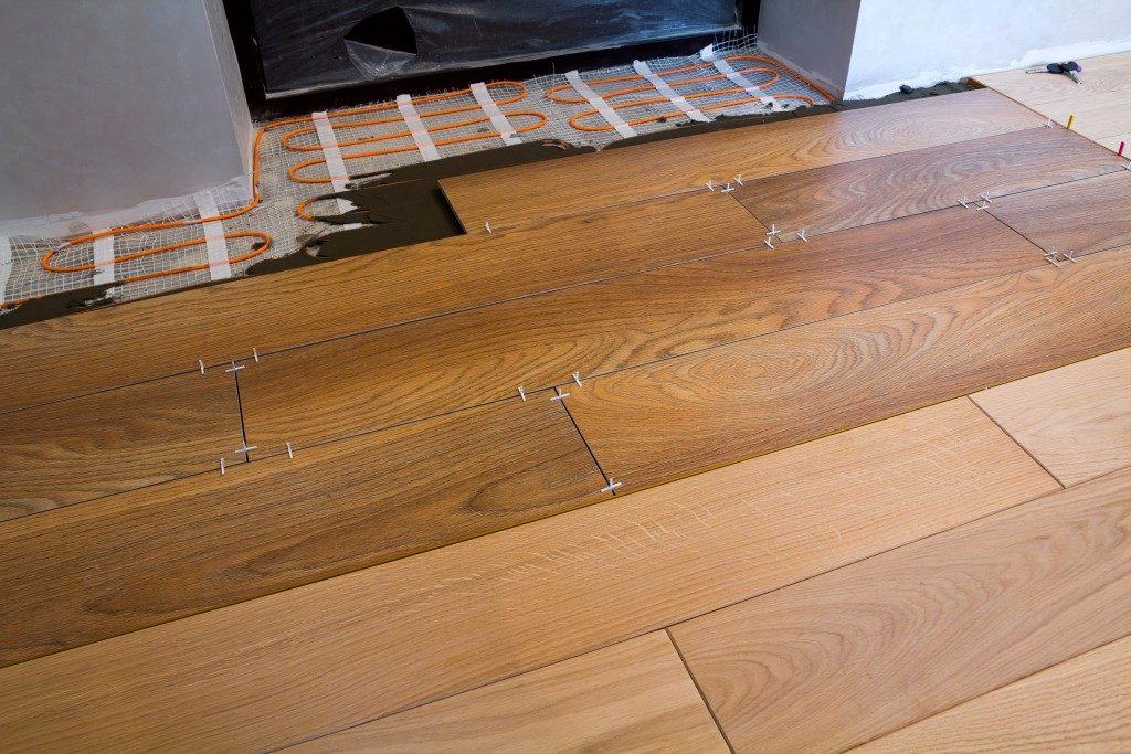 Wood flloring