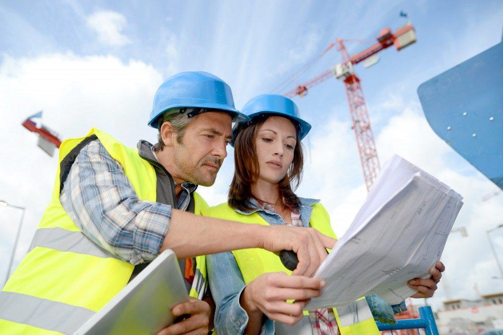reading building plans