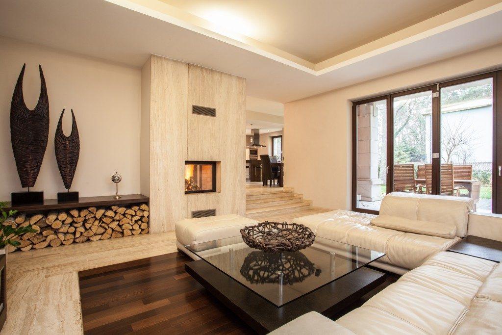 Sala of a house