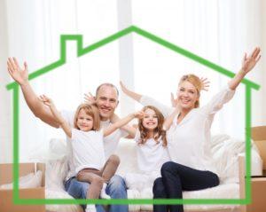 family home concept