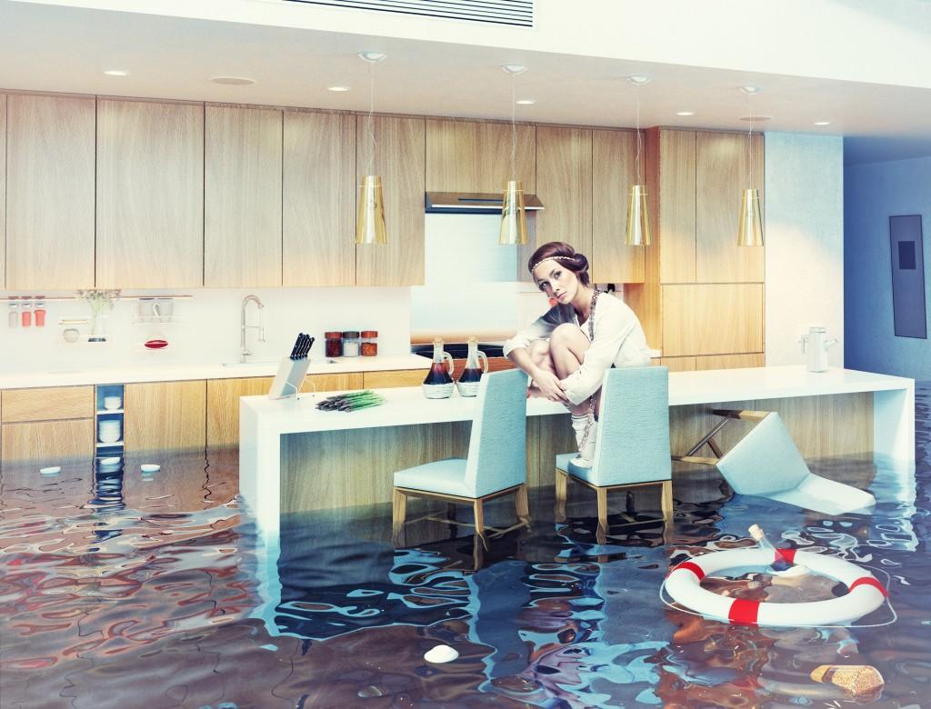 flood inside home