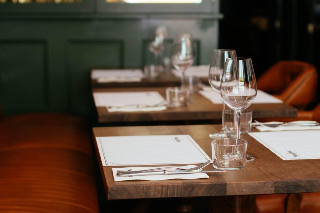 resto dining room